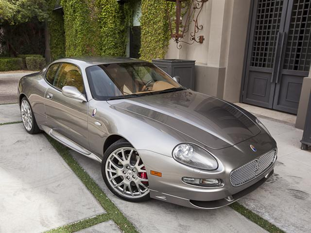 2006 Maserati GranSport Coupe LE just purchased ...