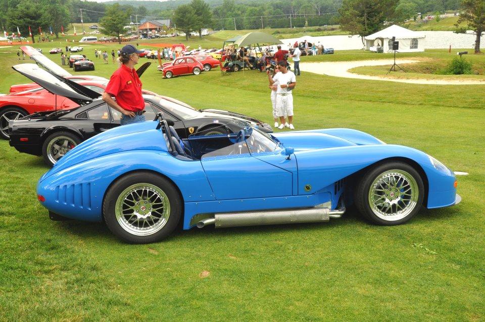 Custom rebodied roadster complete - Maserati Forum