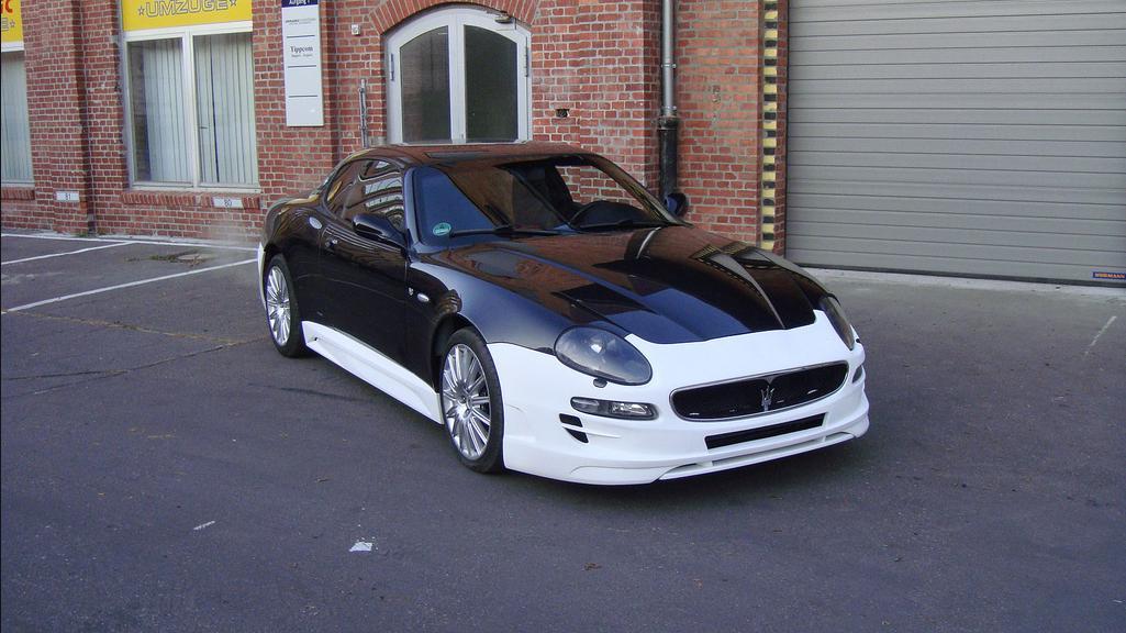 Audi San Francisco >> Coupe Bodykit - Maserati Forum