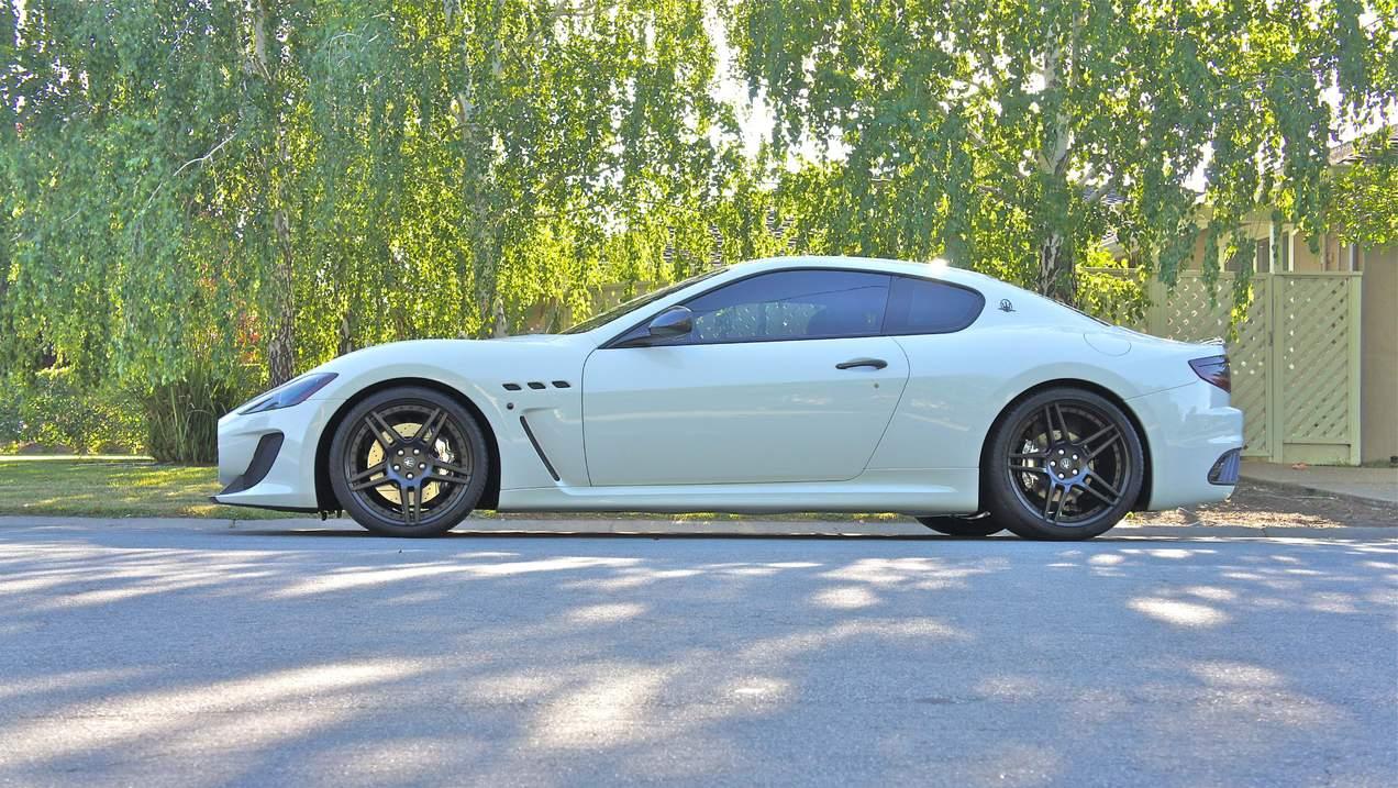 New 2012 MC Stradale with mods - Maserati Forum