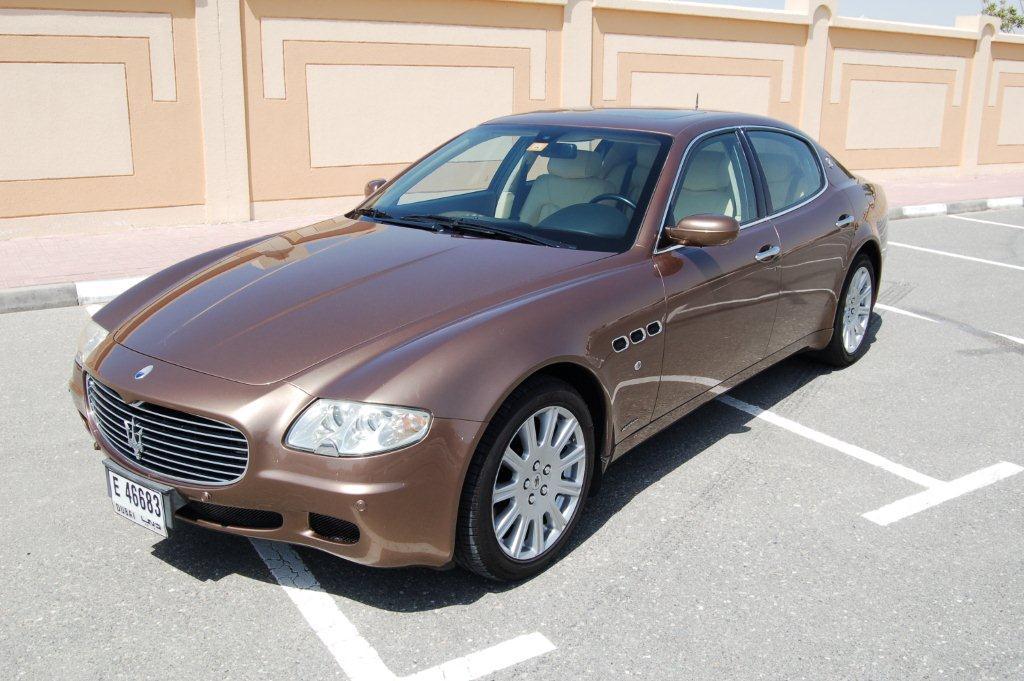2004 maserati quattroporte for sale