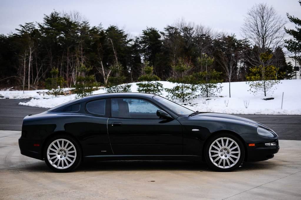 FS 2002 Maserati CambioCorsa Coupe