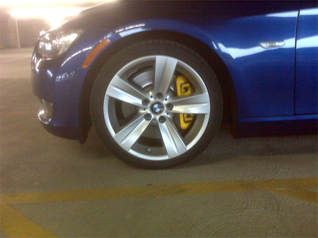 Painting brake calipers - Maserati Forum