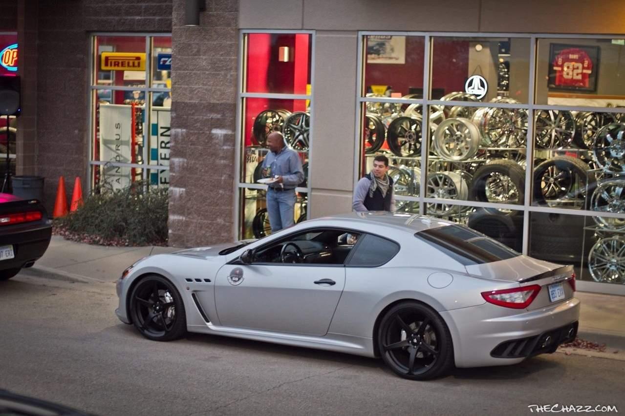 Lowering Options H Amp R Vs Formula Dynamic Springs Maserati Forum