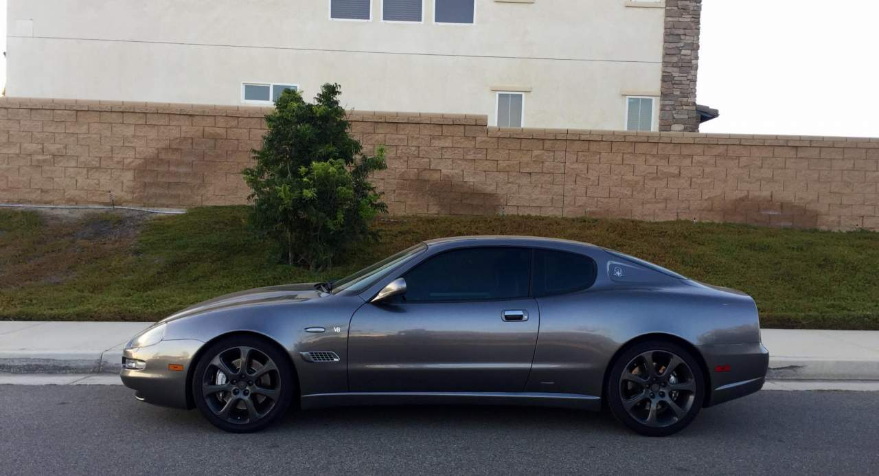 for sale rare 6 speed manual 2004 maserati coupe gt w. Black Bedroom Furniture Sets. Home Design Ideas