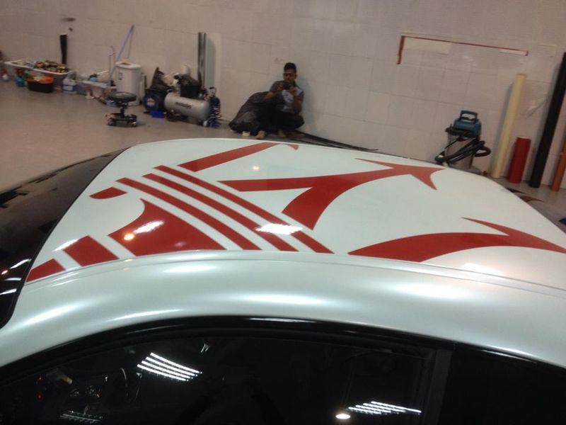Mc Stradale Amp Trident Decals Maserati Forum