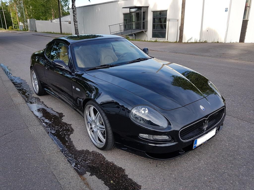 Maserati 4200 gt - Maserati Forum