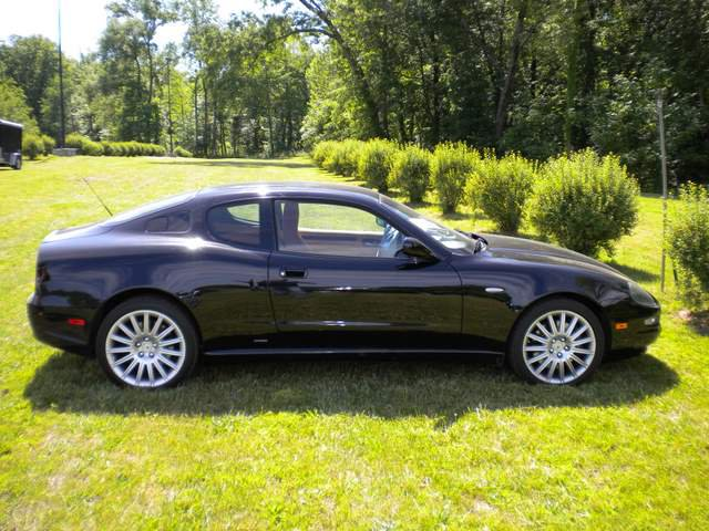 for sale 2002 maserati coupe gt 6 mt for 23 900. Black Bedroom Furniture Sets. Home Design Ideas