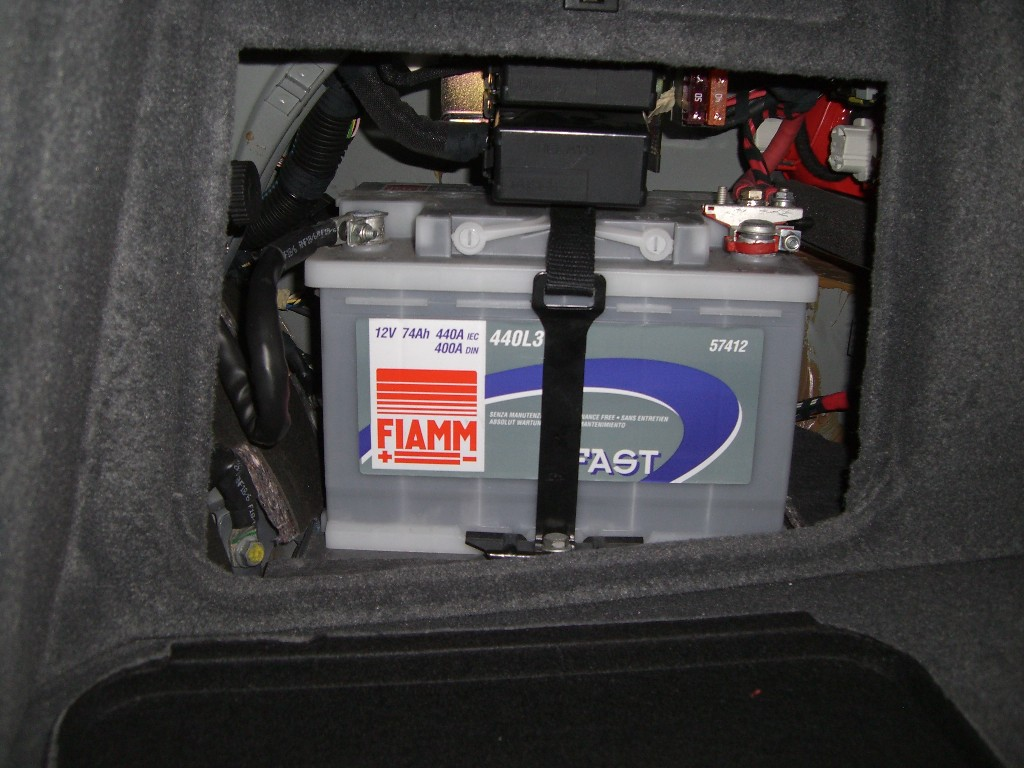 Battery Replacement Maserati Forum