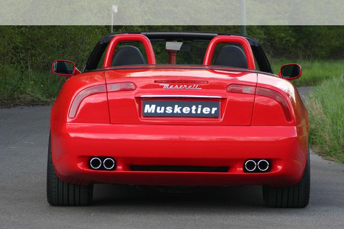 Maserati Boomerang Tail Lights 3200 tail lights in