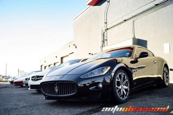 Showcase cover image for gt_dagen's 2008 Maserati Granturismo